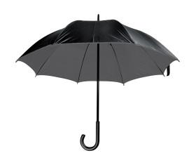 Luxuriöser Regenschirm mit doppelter Bespannung aus Polyester