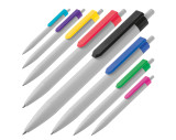 Kugelschreiber mit großem Clip
